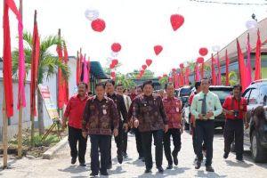 Bupati Artha Launching Gedung Baru RSU Negara