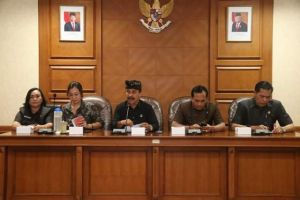 Terkait Jaspel, Komisi IV Gelar Rapat dengan RSD Mangusada