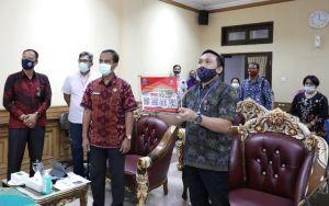 Badung Sosialisasikan P4GN dan Launching Layanan Scan QR Code