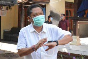 GTPP Denpasar Fokus Tracing, Testing dan Penerapan Protokol Kesehatan