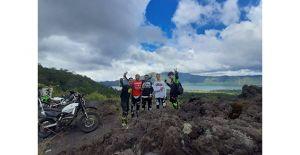 Kawasaki KLX Club Jajal Rute Ekstrem Batur