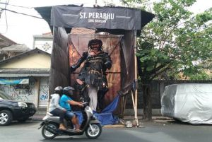 Kota Denpasar Gelar Lomba Ogoh-ogoh Secara Virtual