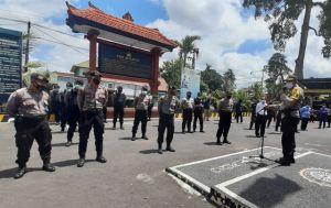 Buat Kerumunan Massa, Polres Badung Akan Pidanakan Paslon