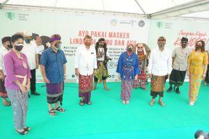 Rai Mantra dan Kemenparekraf Kampanye, Libatkan Seniman Bondres