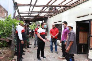 Gerak Cepat, Suwirta Bantu Renovasi Rumah Tak Layak Huni