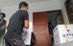 Vaksin Tiba di Klungkung, Vaksinasi Tunggu Kesiapan Bupati