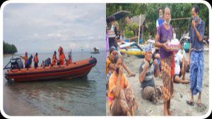 Pencarian Nelayan Hilang Nihil, Keluarga Gelar Upacara Ngulapin