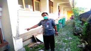 Gedung Sekolah SDN 2 Dangin Puri Miring, Aktivitas Ditiadakan