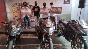 Ini Pemenang Honda Matic Power Competition Final Battle