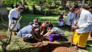 Dinas PMA Mulai Data Ashram dan Pasraman di Desa Adat
