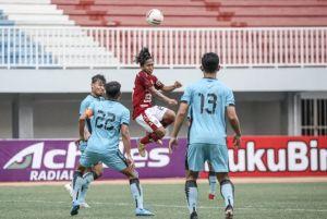 Bali United Unggul 2-1 atas PSIM Yogyakarta