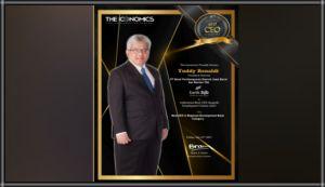 Dirut bank bjb Raih Predikat 'Indonesia Best CEO Award'