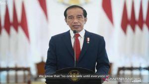 Ini 4 Sikap Presiden Jokowi Dalam Sidang Majelis Umum PBB