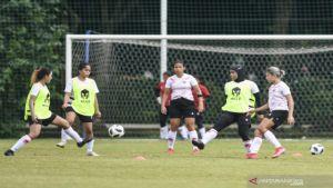 Tekuk Singapura, Timnas Putri Berpeluang Lolos Piala Asia Putri 2022