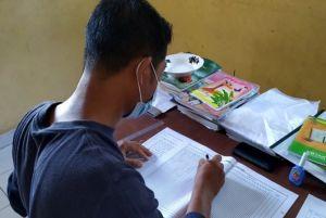 Rindu PTM, Sekolah Siapkan Sarana Prokes Yang Memadai