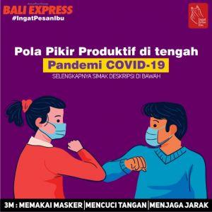 Pola Pikir Produktif di tengah Pandemi COVID-19