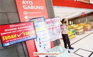 Pembukaan Mall di Denpasar