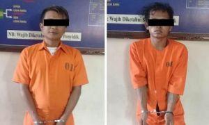 Jual Motor via Facebook, Pencuri dan Pengepul Motor Curian Ditangkap