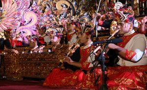 Resmi Dibuka Jokowi, Dana PKB Buleleng Baru Sebatas Dijanjikan Cair