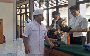 Keberatan, Eks Ketua Kadin Bali Tolak Isi Surat Dakwaan Jaksa