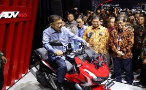 AHM Luncurkan Skutik Honda ADV150, Berikut Daftar Keunggulannya...