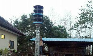 BNPB Hibahkan Sirine Bahaya Dini Erupsi Senilai Rp 4,59 M ke BPBD Bali