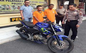 Kabur ke Jawa, Duo TSK Curanmor Asal Jember Diciduk saat Menyeberang