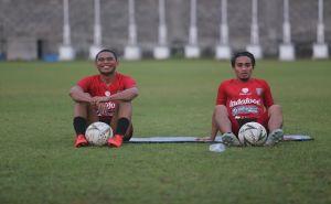 Ikut Berlatih, Tim Calon Juara Jadi Alasan Aldino Gabung Bali United