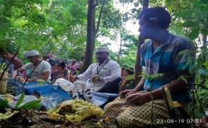 Stop Operasi SAR, Gelar Ritual Kambing Poleng Temukan Dadong Tumpruh