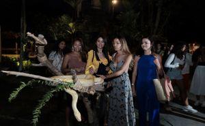 Bali Safari & Marine Park Jadi Tempat Reuni Miss Universe 2015