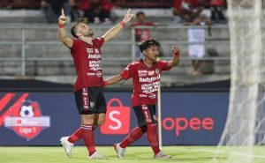 Gol Cepat Fadil Jadi Kunci Kemenangan, Spaso Top Skorer Bali United