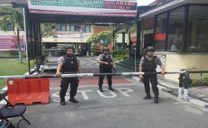 Teroris Serang Polrestabes Medan, Polres se-Bali Perketat Penjagaan