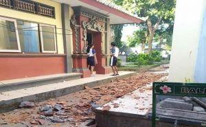 5 Kecamatan Terkena Dampak Gempa Seririt, BPBD Catat Kerugian Rp 1,6 M