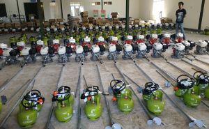 Penyerahan Bantuan Mesin Perahu Ricuh,Dinas Perikanan Salahkan Nelayan