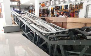Berkali-kali Gagal Tender,Eskalator Pasar Semarapura Segera Beroperasi