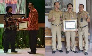 Tutup Tahun, Badung Raih 4 Penghargaan Lingkungan Tingkat Nasional