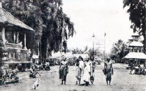Versi Puri Agung Gianyar, VOC Tak Sampai Bali Karena Tidak Ada Apa