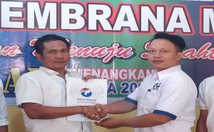 Elektabilitas Rendah, Balon Wakil Bupati Jembrana Mundur dari Konvensi