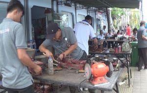 Biasa Curang, UPTD Metrologi Tera Ulang Timbangan Pedagang Pasar