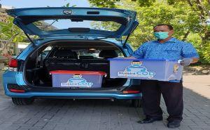 Kampanye #TetapTerjaga, Tawarkan Program Layanan Terbaru Bluebird COD