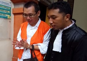 Impor Sabu 3 Kilogram, WNA Tiongkok Dituntut 20 Tahun Penjara