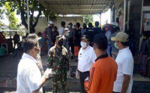 Suhu Tinggi, 3 Orang Tetap Diizinkan Lanjutkan Perjalanan ke Denpasar