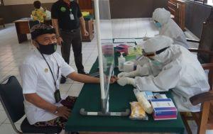 Rapid Test, Lima Orang Hakim PN Denpasar Reaktif