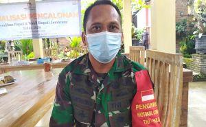 WARNING KERAS! TNI Siap Pukul Mundur Massa Pendukung Cabup-Cawabup