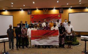 Buntut Demo Anarkis, Temui Tokoh Agama, Polda Ajak Jaga Keamanan Bali