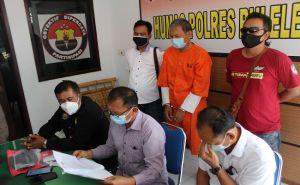 Mantan Kasat Tahti Polres Buleleng Tertangkap Usai Pesta Sabu-Sabu