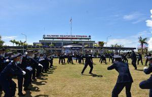 Lantik 91 Taruna, Kapusdik Dorong Buka Prodi Baru sesuai Potensi Bali