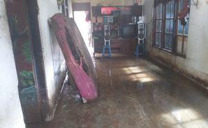 Banjir Bandang Terjang Pekutatan Jembrana