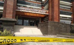 Pekerja Proyek Pasar Seni Sukawati Tewas Terjatuh dari Lantai 2