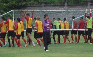 Cek Revitalasi Lapangan Latihan Bali United, Ini Harapan Coach Teco